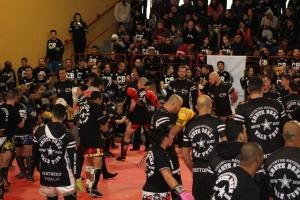 Encontro anual Chute Boxe 2018
